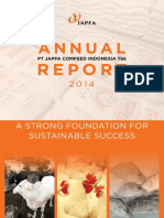 JPFA Annual Report 2014