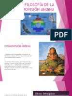 Filosofía de La Cosmovisión Andina