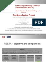REETA GPL Green Bartica