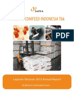 JPFA Annual Report 2015