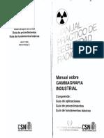 Gammagrafia Industrial