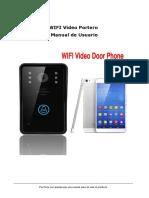 Video Portero Wifi Manual