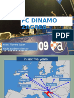 Football School Dinamo Zagreb