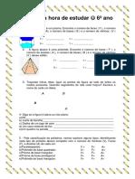 Exerciucios poliedros