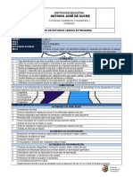 Plan Lengua Extranjera 4º 2015