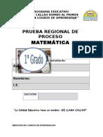 1. Matemática Proceso 2016