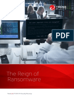 Rpt the Reign of Ransomware