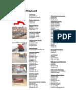 Summary Product Fosroc