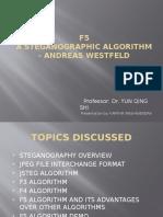 F5 Steganographic Algorithm-Karthik-.pptx