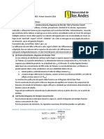 Taller 7 - Destilación Continua y Diagramas de McCabe-Thiel y Ponchon-Savarit