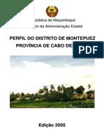 Perfil Do Distrito de Montepuez