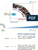 Pedoman Project Assignement dan STO PLN 52
