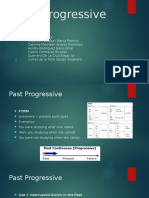 Past Progressive Exposition Alpha 0.3.2