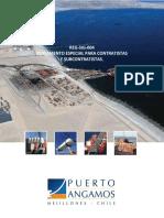 Reg Sig 004 Reglamento Especial Para Contratistas y Subcontratistas