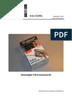 Streamlight TLR-6 Universal Kit
