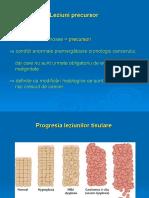 Profilaxia cancerului - curs