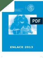 Prueba ENLACE 2013 1°