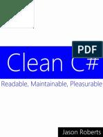 Clean c Sharp