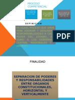 Proceso Constitucional Diapositivas