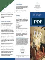 Converting Loft Regulations
