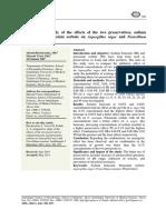 Sodium Benozate and Potassium Sorbate JJM_Issue_14,_301-307