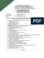 ujian  sekolah 2011.doc