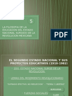 Filosofia en Mexico Cap 5