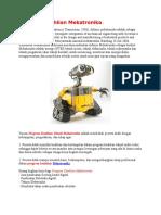 Program Keahlian Mekatronika