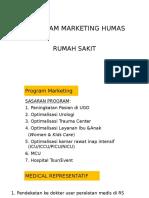 Program Marketing Humas