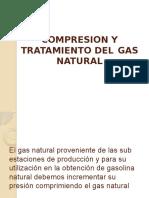 Compresion Del Gas