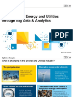bigdata analytics in energy utilities