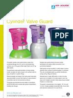 Cylinder Valve Guar