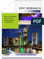 Weekly SGX Report by Epic Research 29 August 2016