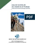 SGI Salud Seguridad Laboral OHSAS 18001