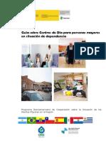 Normativa en España - Centro de Dia