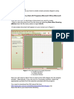 Creating a Process Diagram