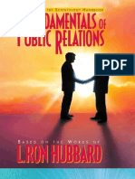 Fundamentals of Public Relations