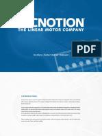 Ironless Motors Manual