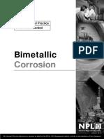 Bimetallic Corrosion - NPL