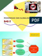 Bab 2 Modernisaswdwi Dan Globalisasi