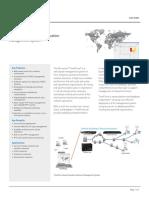 TimePictra Data Sheet