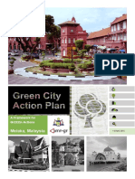 Imt Gt Green City Action Plan Melaka April 2014