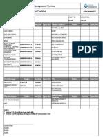 Attachment 6.5 Pre-Employment Checklist