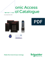 Electonic Access Control, Cat. 9_2010; SCHNEIDER.pdf