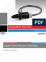 Liquid Level Sensor Overview