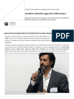 2016 Agosto StartupItalia