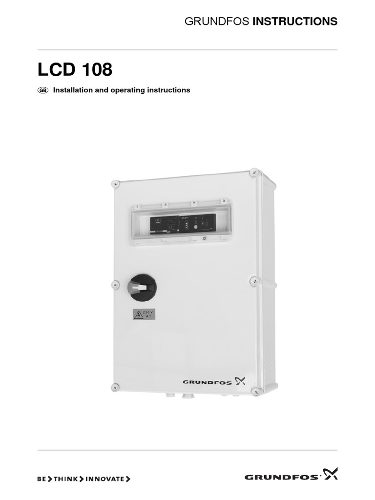 Grundfos Lcd 108 Wiring Diagram Will Be A Thing Sandpiper Images Gallery