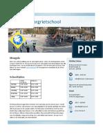 Minigids Margrietschool 2016-2017