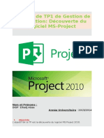 Rapport1 Gestion de Production