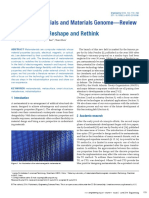 Metamaterials Reshape and Rethink 2015 Engineering